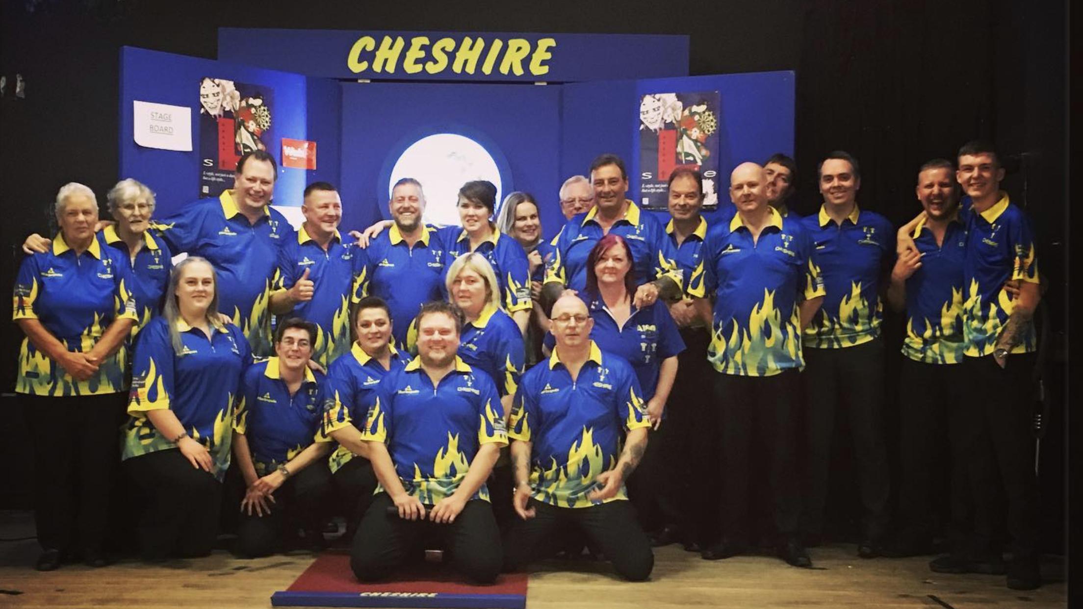 Cheshire Darts Organisation Cheshire News